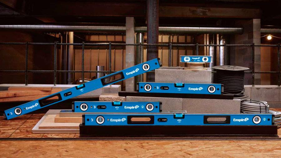 Niveaux gamme ULTRAVIEW e94.24 e94.48 Empire